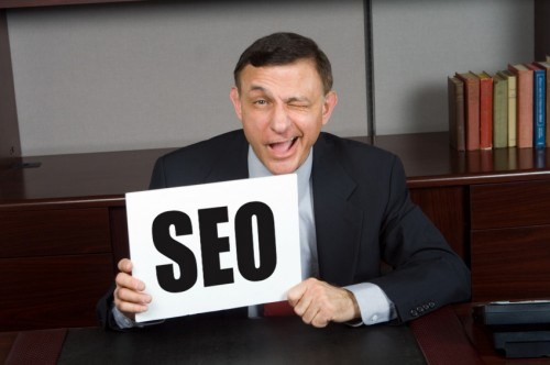 SEO snake oil salesman
