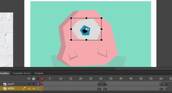 Exporting a sprite sheet from Flash into Unity animation