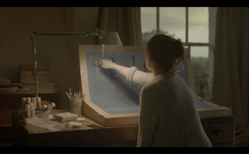 How long before we get cool curved desktop screens like this one from Black Mirror?
