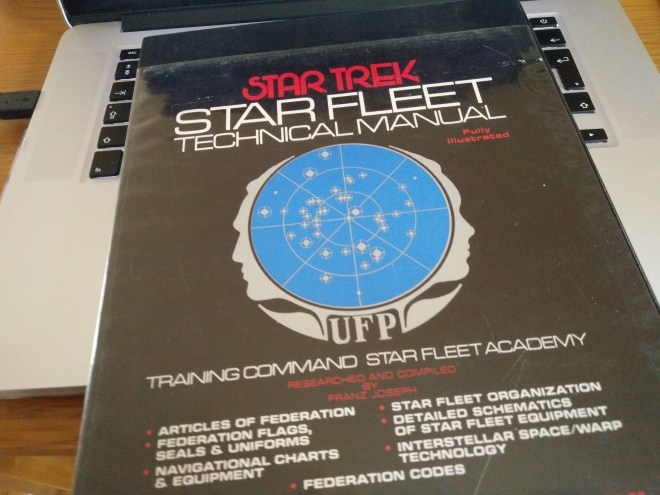 Starfleet technical manual