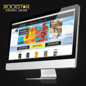 Rockstar Energy Shop