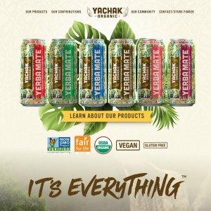 Yachak Organic Website