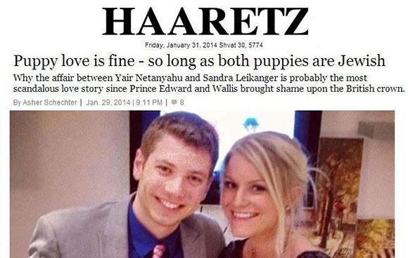 Netanyahus son dating norwegian men
