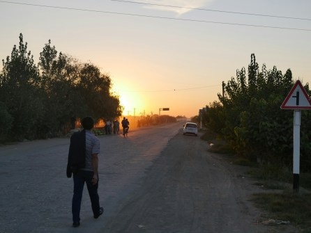 Nukus-Tashkent: One Step Forward Two Steps Back