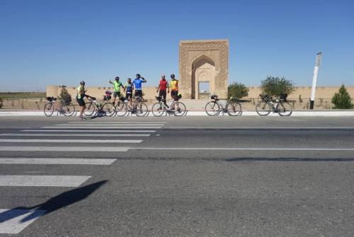 Tashkent-Bukhara-Tashkent: The Silk Route Super Brevet!