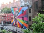 Murales sulla highline