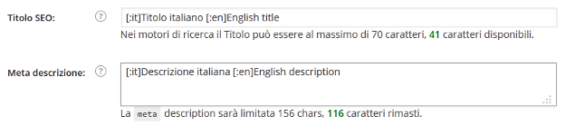 compatibilità qtranslate e wordpress seo by yoast