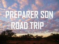 preparer road trip australie