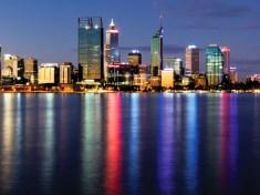Perth en Australie