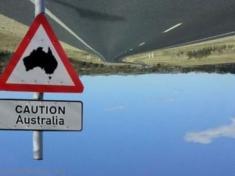 panneaux insolites en Australie