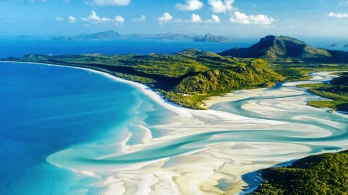 plages en australie