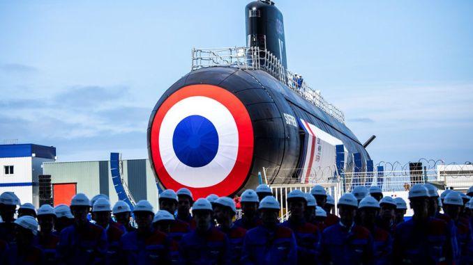 sous-marins français