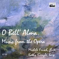 cover of flute and harp cd
