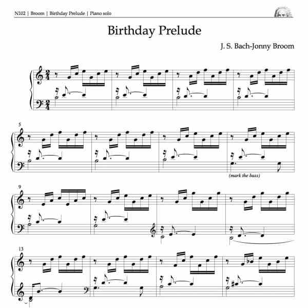 birthday prelude