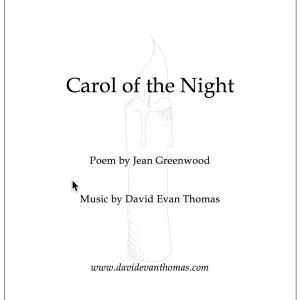 Carol of the Night