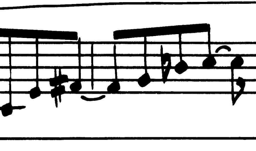 florid musical line