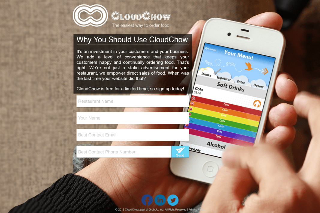CloudChow why us