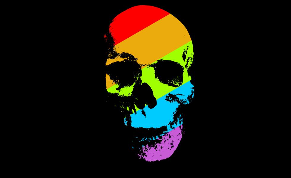 Skull Horror