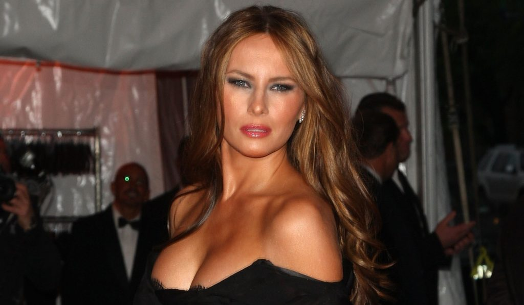 Image result for melania trump exposed