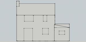 Proposed  - North Elevation