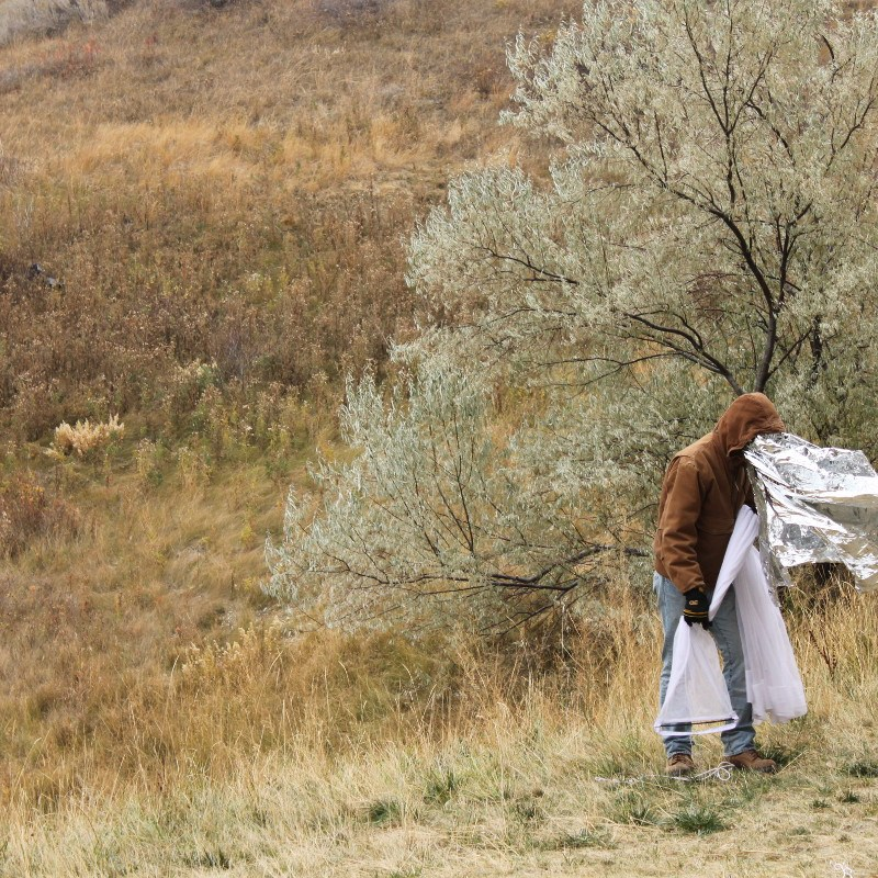 Notes On Camping David Frankovich Performance Art