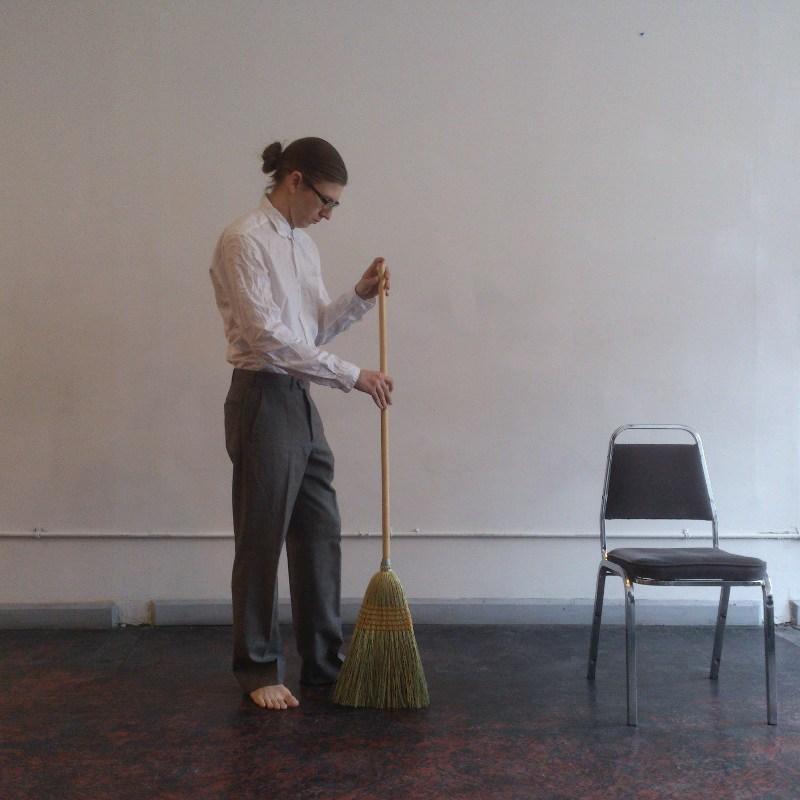 Sweep David Frankovich Performance Art