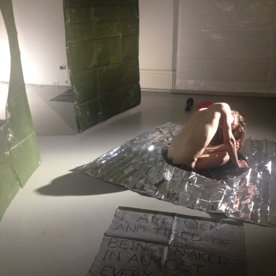 Notes On Camping (Colour Me Lurid) David Frankovich Film Performance Art