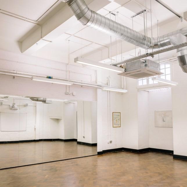 Dance Studio Hire Sprung Floor Image