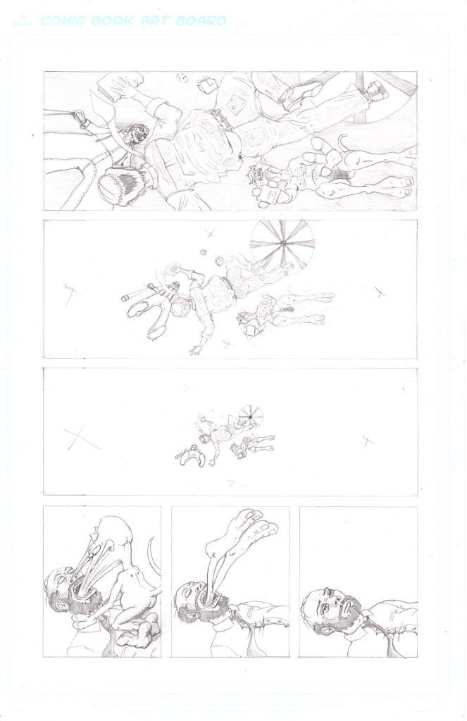Grandpa's Pet Demon - Page 4 - Pencils