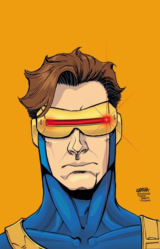 Grumpy Cyclops Draw-a-long with Todd Nauck