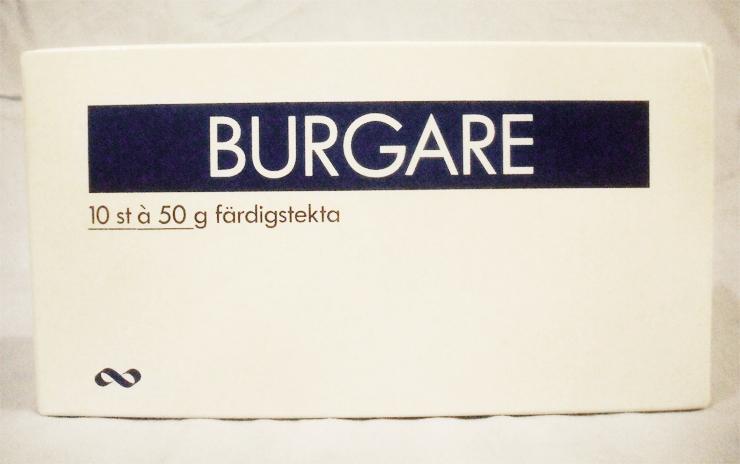 Burgare