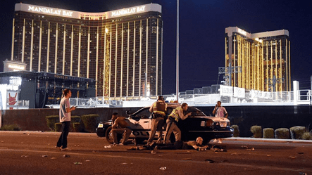 Dread And Abhorrence In Las Vegas by Finn Boyle