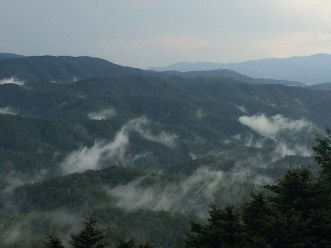 the smoky mtns