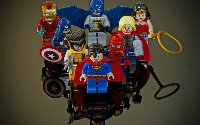 El nuevo Superhéroe