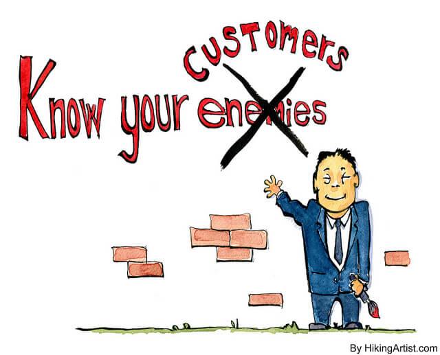 Cómo ganar clientes