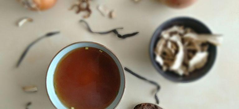 Sopa Miso Tradicional Japonesa