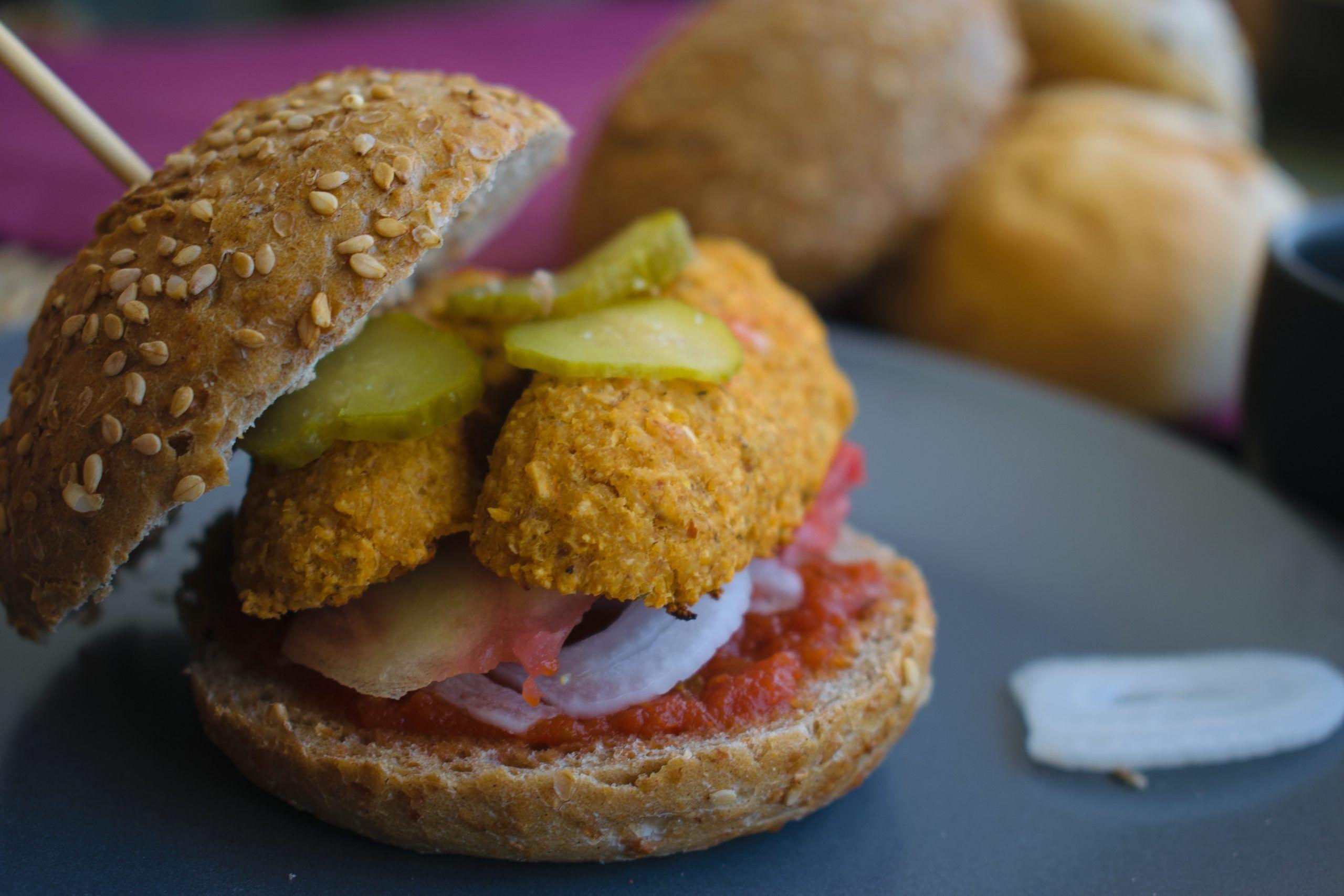 Salchichas Veganas para Hot Dog (Sin Gluten)