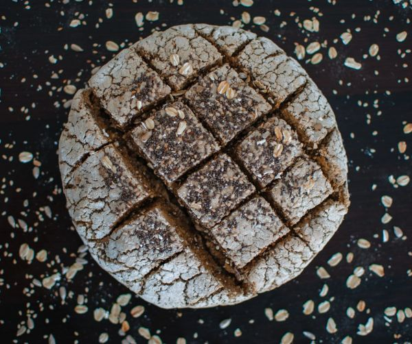 Pan de Avena con Masa Madre | Sin Gluten