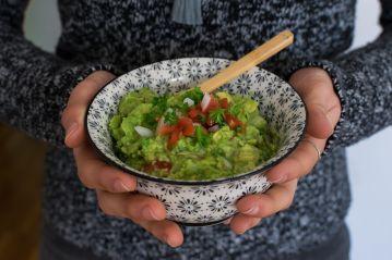 Guacamole Tradicional Mexicano
