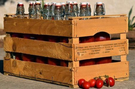 Salsa de tomate RAW