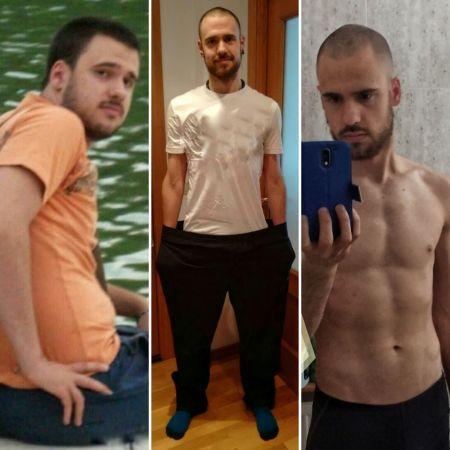 Increíble Transformación Física   Pierdo 30 kilos