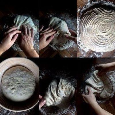 Proceso de elaboración de pan casero paso a paso