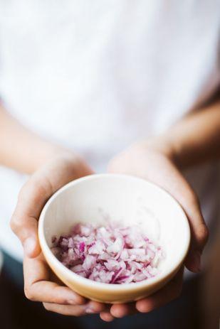 Cómo Cortar Cebolla | Cortes Básicos Juliana y Brunoise