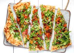 ▷ Masa de Pizza Sin Levadura  Muy Crujiente