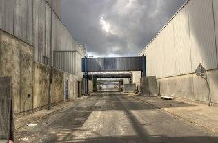 Industrial area Frederikshavn, Northern Jutland © David Hamilton Melby high dynamic range