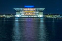 Copenhagen Opera House long exposure © David Hamilton Melby