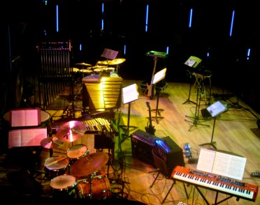 Zippa Band Percussion Set (Frank Zappa cover band) Concert at the Blue Note Hall of the Amsterdam Conservatory [2009]