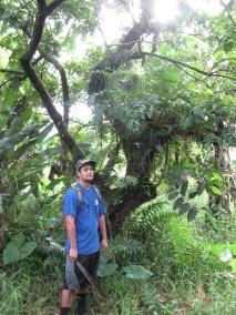 Neil Gurr (American Samoa Community College), Tutuila, 2009