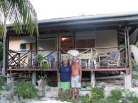 Tepoe and Petero Ebb, Niau, Tuamotu Islands, 2008