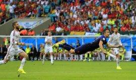 Brazil Soccer WCup Spain Netherlands